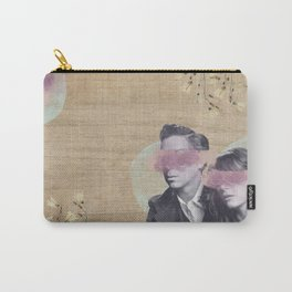 Feminine Collage IV Carry-All Pouch