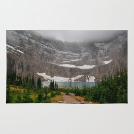 The Mountain Lake Rug