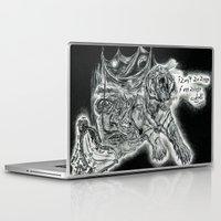 salvador dali Laptop & iPad Skins featuring Salvador Dali by Art & Ink