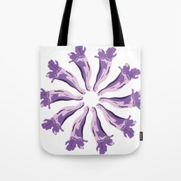 Jacaranda´s Flowers Tote Bag