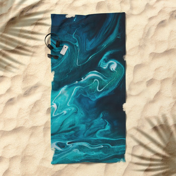 Gravity II Beach Towel