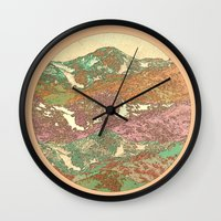 nirvana Wall Clocks featuring Nirvana  by Hipsterdirtbag