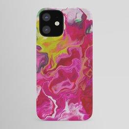 Inviting iris iPhone Case