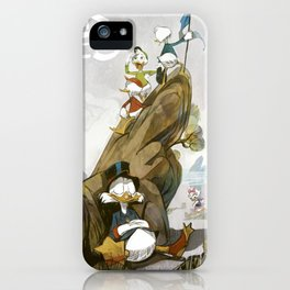 DuckTales iPhone Case