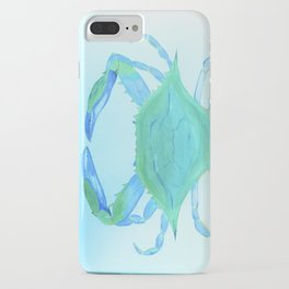 Chesapeake Blue Crab iPhone Case