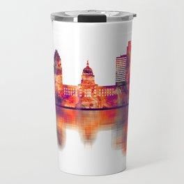 Austin Texas Skyline Travel Mug