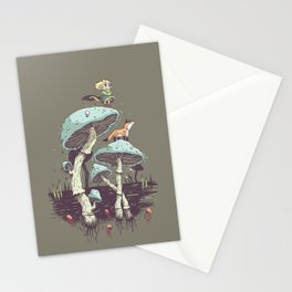 Elven Ranger Stationery Cards