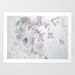 Air Inside Art Print