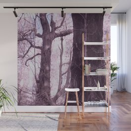 If A Tree Falls... Wall Mural