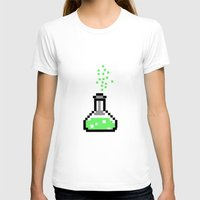 chemistry T-shirts featuring the chemistry by muffa