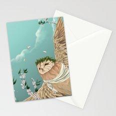 Solarowls Earth Stationery Cards