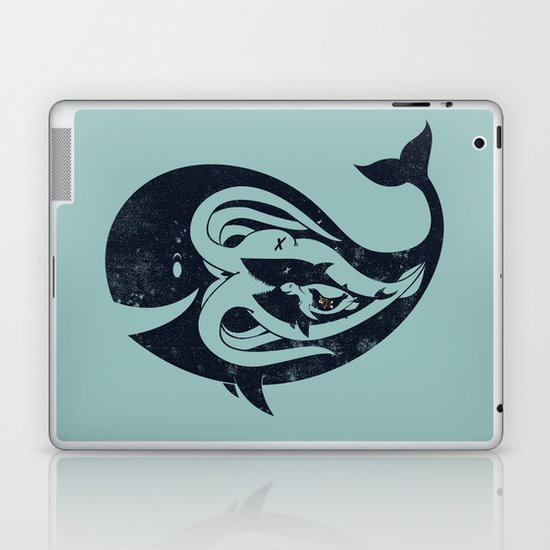 Splendid Supper Laptop & iPad Skin