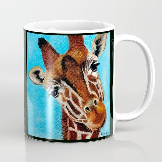 Giraffe Mug By A Calcines Society6