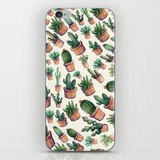 cactus big invasion!! iPhone & iPod Skin