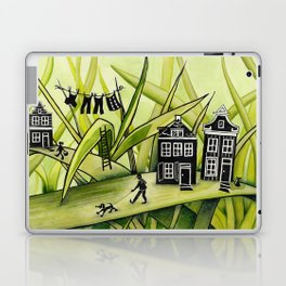 The Green Grass of Home #1 Laptop & iPad Skin