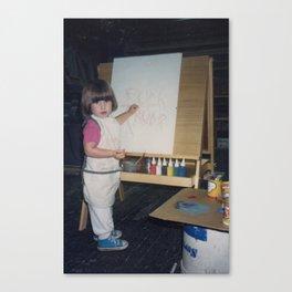 1986 Tribeca Marina Canvas Print