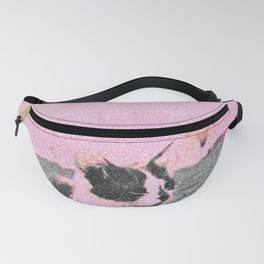 the bed we burnt, the kitten we killed Fanny Pack