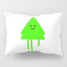 Happy Xmas Tree Pillow Sham