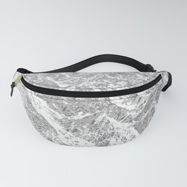 Call of the Mountains Fanny Pack