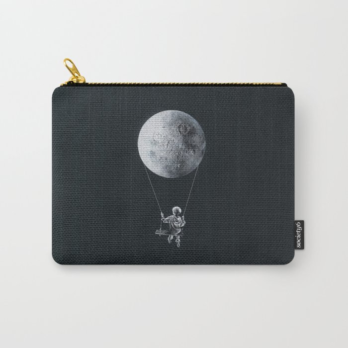 A Big Balloon Carry-All Pouch