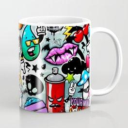 graffiti fun Coffee Mug