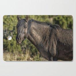 Garcia No. 2-Pryor Mustangs Cutting Board