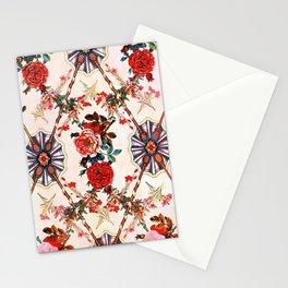 English Roses Stationery Cards