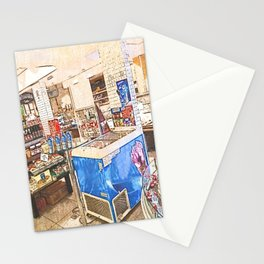 Daily Scenes - Bakery Stationery Cards