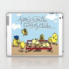 crime Laptop & iPad Skin