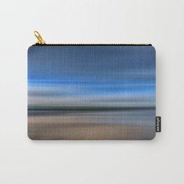 Beach Blur Carry-All Pouch