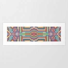 Vision 10 Art Print