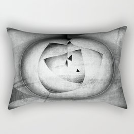 Metamorphic Metal Rectangular Pillow