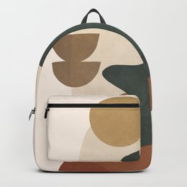 Abstract Minimal Art 28 Backpack