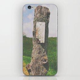White Blaze •Appalachian Trail iPhone Skin
