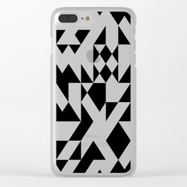Lost-Connection Clear iPhone Case