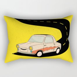 Road Hog Rectangular Pillow