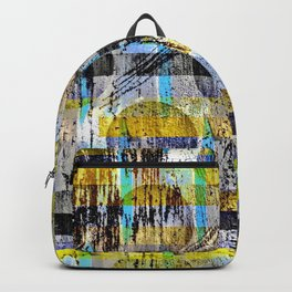 ABSTRACT/LIPSTICK ON A PIG Backpack