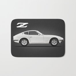 The 240 Z Bath Mat