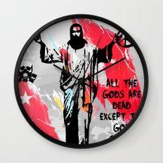 God Of War Wall Clock