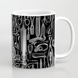 Medical Condition BLACK Coffee Mug