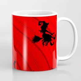 Tardis Halloween Coffee Mug