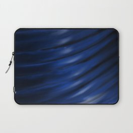 Blue Blur Laptop Sleeve