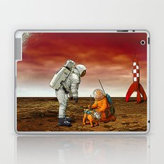 Astronauts Laptop & iPad Skin