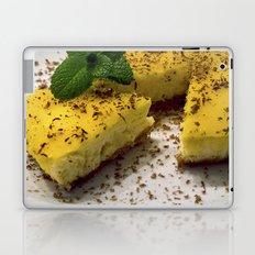 Lemon cheesecake Laptop & iPad Skin