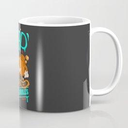 Soap make bubbles Coffee Mug