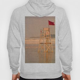 Empty Chair in the storm Hoody
