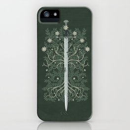 Flame of the West iPhone Case