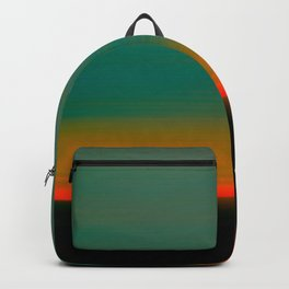 New Jersey Sunset Backpack