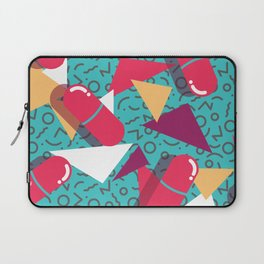 Pills Pattern 014 Laptop Sleeve