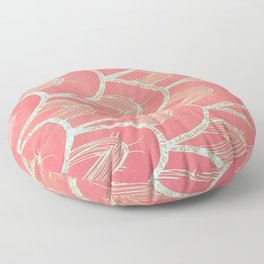 beetles Floor Pillow
